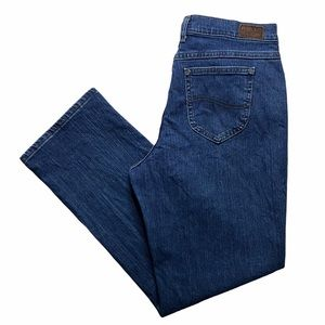 LEE Relaxed Straight Leg Jeans 10 | 32x30